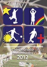 campeonato pernambucano 2012 - Diario de Pernambuco