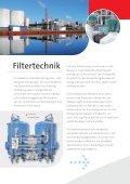 Wasseraufbereitung für die Industrie - Water Treatment by Berkefeld - Seite 6