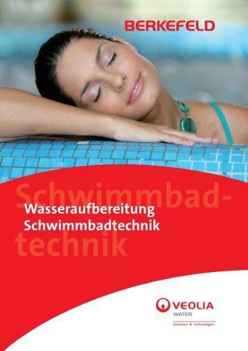 Wasseraufbereitung Schwimmbadtechnik - Water Treatment by ...