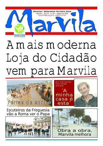 Jornal - Junta de Freguesia de Marvila