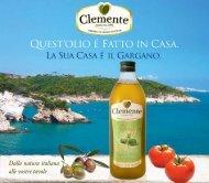 Dalla natura italiana alle vostre tavole - Olearia Clemente