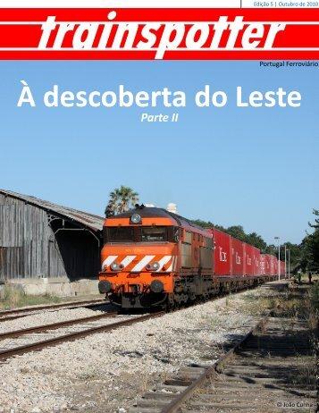 À descoberta do Leste - parte II - Portugal Ferroviário