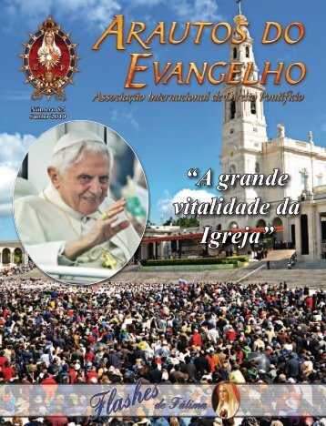 Revista Arautos do Evangelho - Arautos em Portugal - Arautos do ...