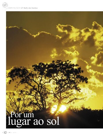 Sertões 2004 - ed 133.indd - Revista 4x4 e Cia