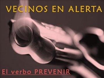 Vecinos en Alerta Mendoza - SAGI, Seguridad Privada