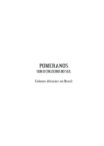 Pomeranos Magazines