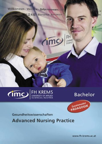 Bachelor Advanced Nursing Practice