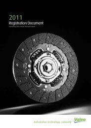2011 Registration document