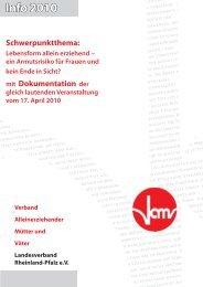 Info 2009 Info 2010 - Vamv-rlp.de