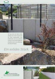 Standardprogramm - UHL Verbundstein AG