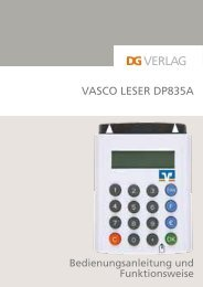 VASCO LeSer DP835A