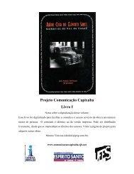 Projeto Comunicação Capixaba Livro I