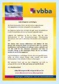 VBBA Magazin 03/12 - Seite 2