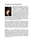 Informationen zu den Ausführenden - Verein NEUSTART - Page 2