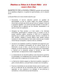 manifiesto que esta Plataforma - IES Juan de Herrera