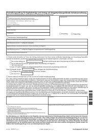 Download Freistellungsauftrag - Volksbank Bruchsal-Bretten eG