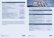 finden Sie die Leistungsübersicht der R+V-Gebäudeversicherung