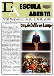 Dezembro de 2008 - ESCOLA ABERTA