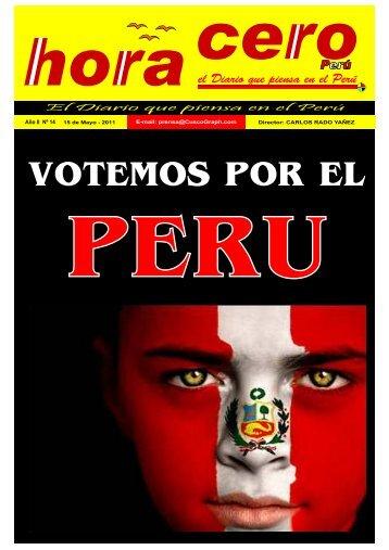 Periódico Hora Cero – Edición 15 de Mayo del - ClickCusco.com