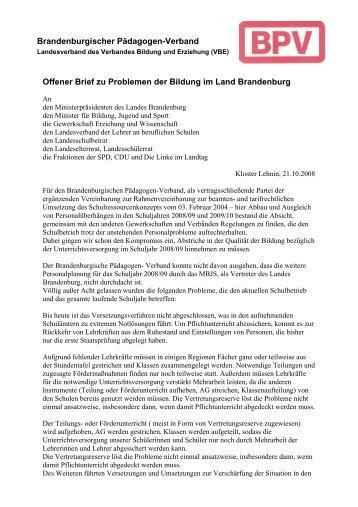 Offener Brief Der Bundesministerin Dr Claudia Schmied Zur