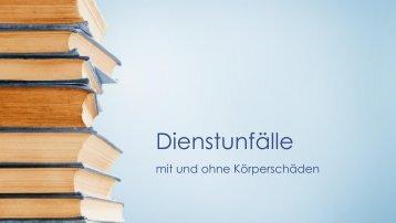 Dienstunfälle - VBE Baden-Württemberg