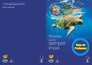 águas sempre - Programa Escolar Amigos do Mar