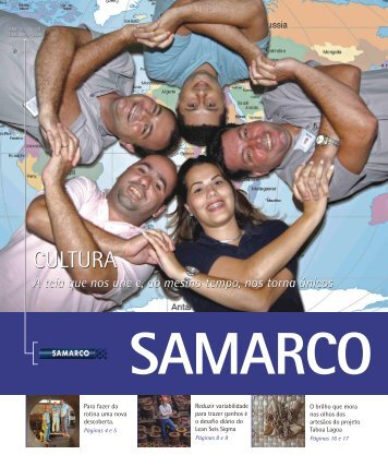 CULTURA CULTURA - Samarco