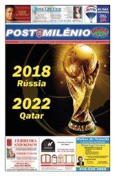 FIFA escolhe a Rússia! - Post Milenio