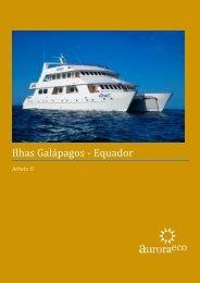 Galápagos – M/C Athala - Auroraeco
