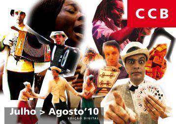 Julho > Agosto'10 - Centro Cultural de Belém