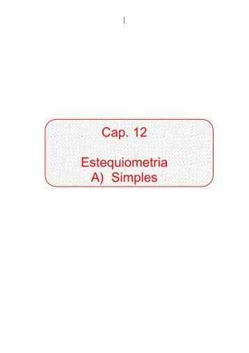 Br Quím c12 Estequiometria A Simples RJ PDF para site.…