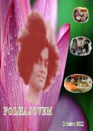 Folha Jovem VIII - Organização Sri Sathya Sai no Brasil