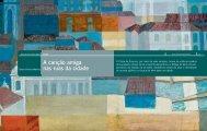 A canção amiga nas ruas da cidade - Arquivo Público Mineiro