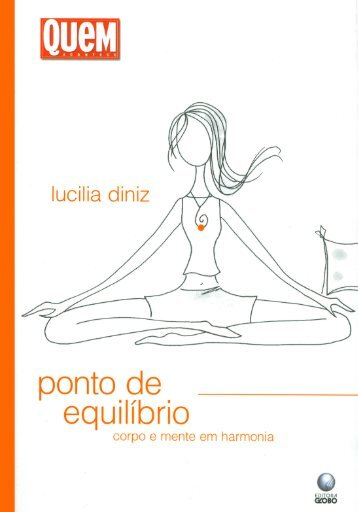 Download do Livro Ponto de Equilíbrio - Lucilia Diniz