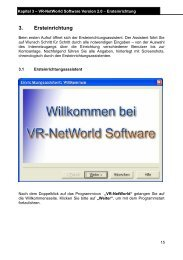 VR-NetWorld Software Version 2.0 - Volksbank Hellweg eG