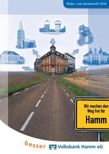 Untitled - Volksbank Hamm eG