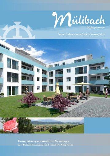Grundriss 2.5 Zimmer-Wohnung - VERIT Immobilien