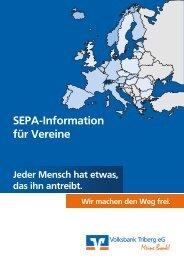 Checkliste Vereine - Volksbank Triberg eG