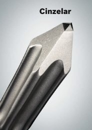 Cinzelar - Ferramentas eléctricas Bosch