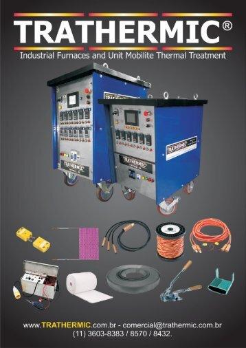 TRATHERMIC® Resistências Elétricas - Peças para Reposição