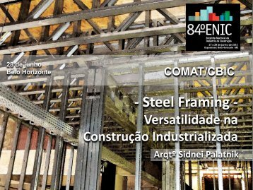 Steel Framing - CBIC