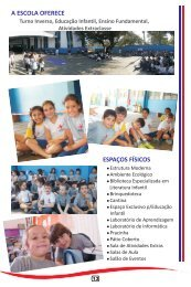 Guia Escolar 2013 - Rede de Escolas São Francisco