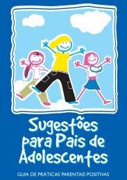 GUIA DE PRÁTICAS PARENTAIS POSITIVAS