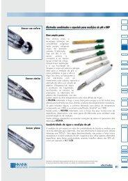 Ficha de Segurança - Hanna Instruments Portugal