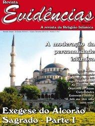 Exegese do Alcorão Sagrado - Parte I - Mesquita do Brás