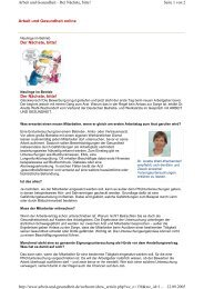 Artikel vom 09.09.2005 von Miriam Becker - Verband Deutscher ...