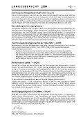 Jahresrechnung 2009 - Veska - Seite 3