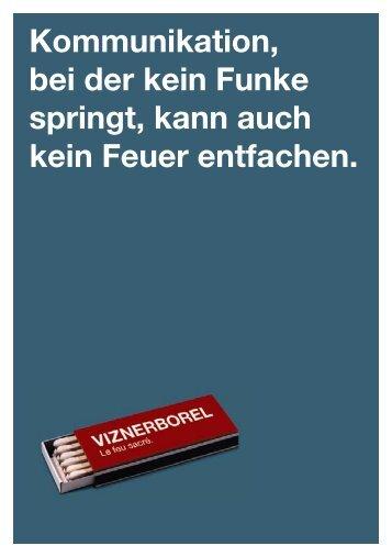 Die Schweizer Politik hat Karies. - ViznerBorel