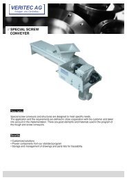 VERITEC_Spezial screw conveyer EN - veritec.ch