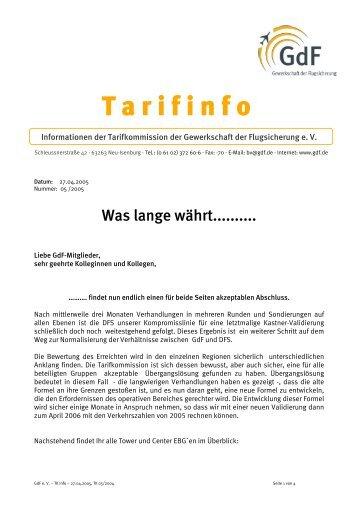 PDF-Datei - GdF Gewerkschaft der Flugsicherung eV